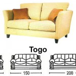 Sofa Tamu Sentra Type Togo