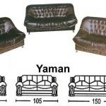 Sofa Tamu Sentra Type Yaman